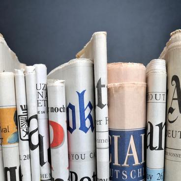 Tidningstyper
